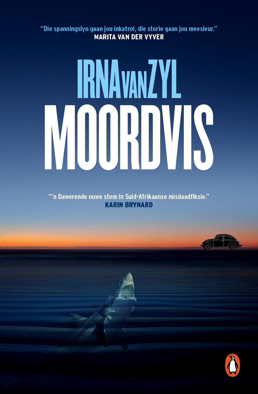 Moordvis Afrikaans Boek Cover